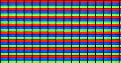 Sony R400 Pixels