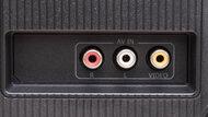 Hisense R6090G Rear Inputs Picture
