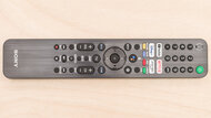 Sony A80J OLED Remote Picture
