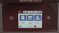 Epson WorkForce Pro WF-3720 Display Screen Picture