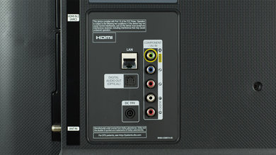 Samsung M4500 Rear Inputs Picture
