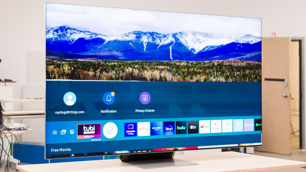 Samsung QN900A 8k QLED Picture