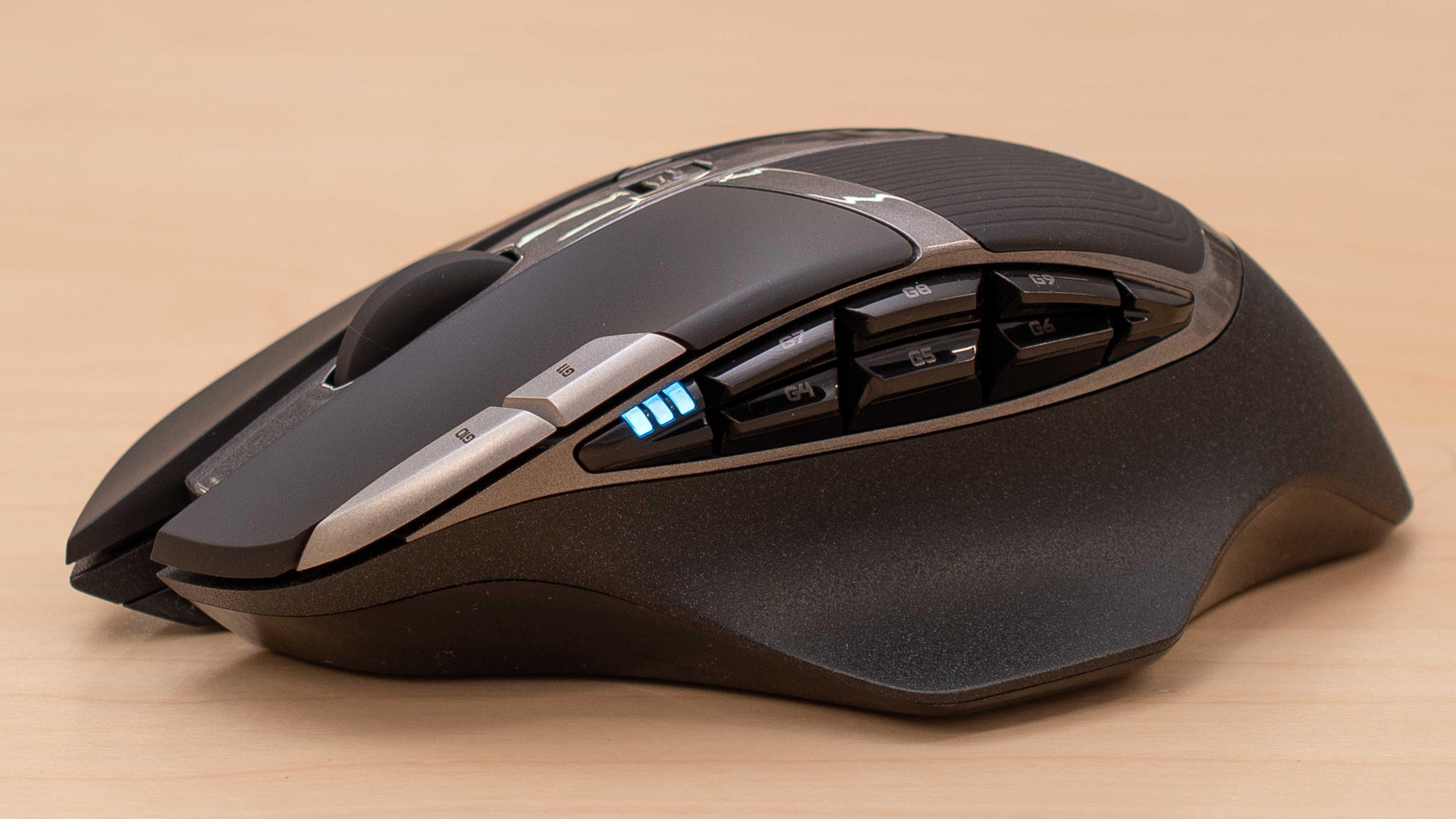 Logitech G602 Review Rtings Com