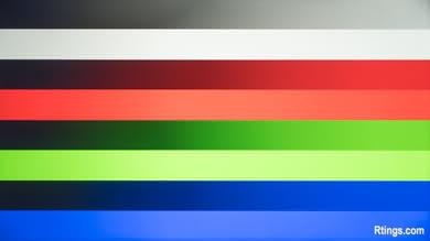 Sony X750F Gradient Picture