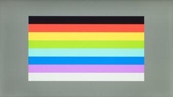 ASUS ZenScreen Go MB16AHP Color Bleed Horizontal