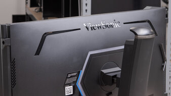 ViewSonic Elite XG270 Build Quality Picture