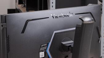 ViewSonic Elite XG270 Build Quality Picture