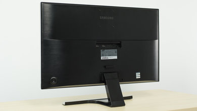 Samsung UE590 Back picture