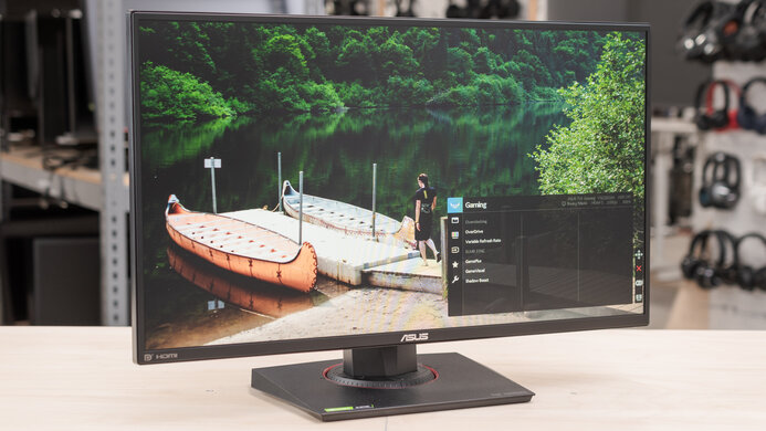 The 4 Best 24 25 Inch Monitors Winter 2021 Reviews Rtings Com