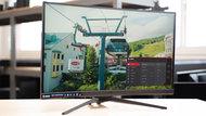 MSI Optix MAG271CQR Design Picture