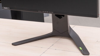 Dell Alienware AW2521H Stand Picture