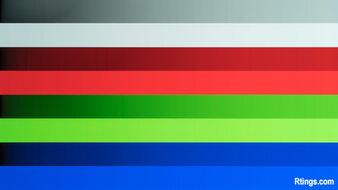 LG 48 CX OLED Gradient Picture