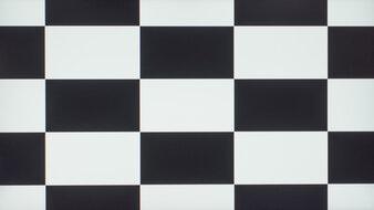 ASUS ProArt Display PA278QV Checkerboard Picture