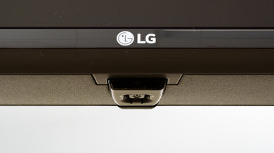 LG UK6300 Controls Picture