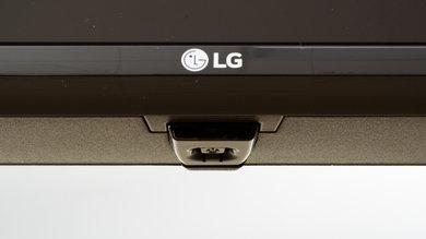 LG UK6300 Controls Picture