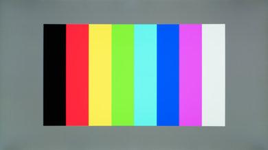 Samsung CHG70 Color bleed vertical