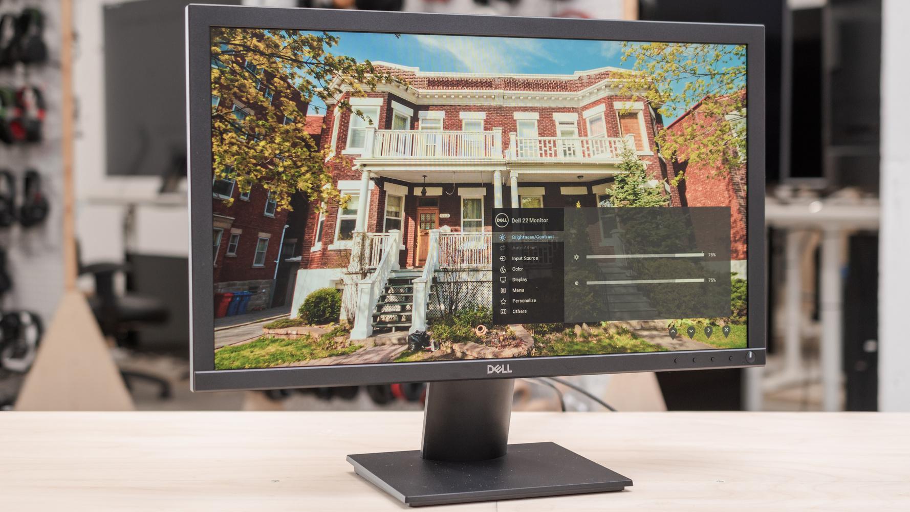 Dell E2220H Picture