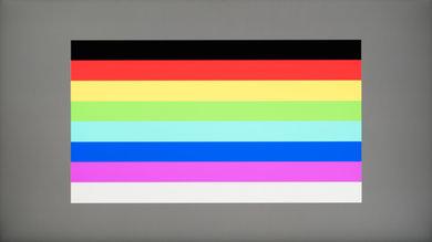 Dell U2717D Color bleed horizontal