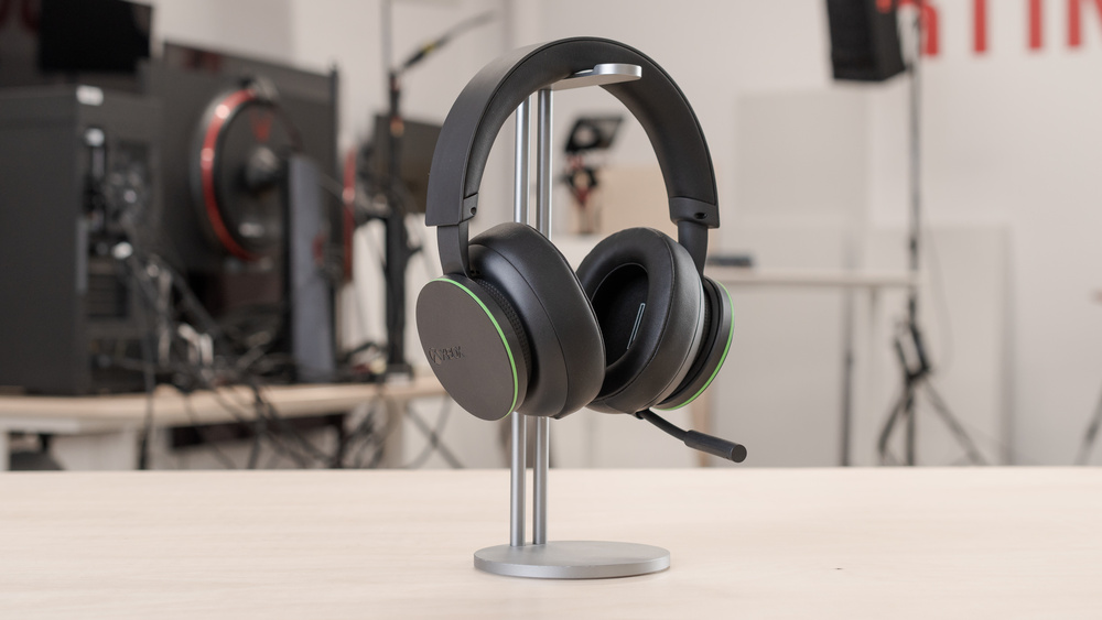 Xbox Wireless Headset Picture