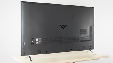 Vizio P Series 2016 Back Picture