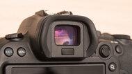 Canon EOS R6 EVF Menu Picture