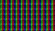 Samsung AU8000 Pixels Picture