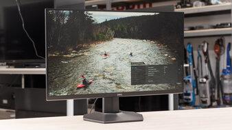 Dell S2721DGF Design Picture