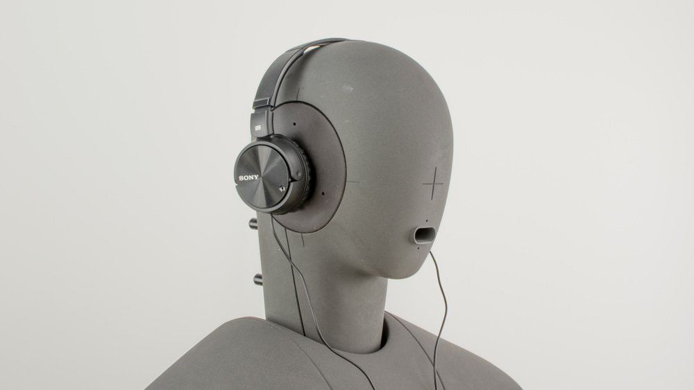 Sony MDR-ZX110NC Design Picture