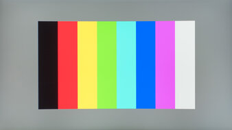 AOC CQ27G2 Color Bleed Vertical
