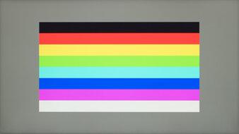 Lenovo ThinkVision M14 Color Bleed Horizontal