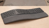 Logitech ERGO K860 Wireless Split Keyboard Design