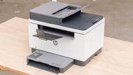 HP LaserJet MFP M234sdwe Build Quality Close Up