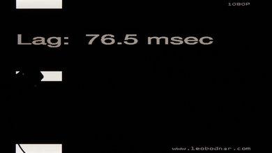 Samsung HU8550 Input Lag