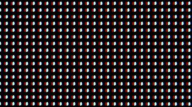 LG EG9600 OLED Pixels Picture