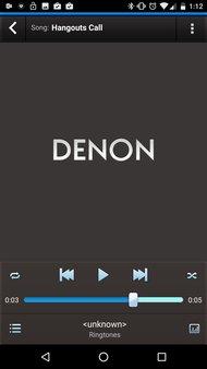 Denon AH-GC20 Wireless App Picture