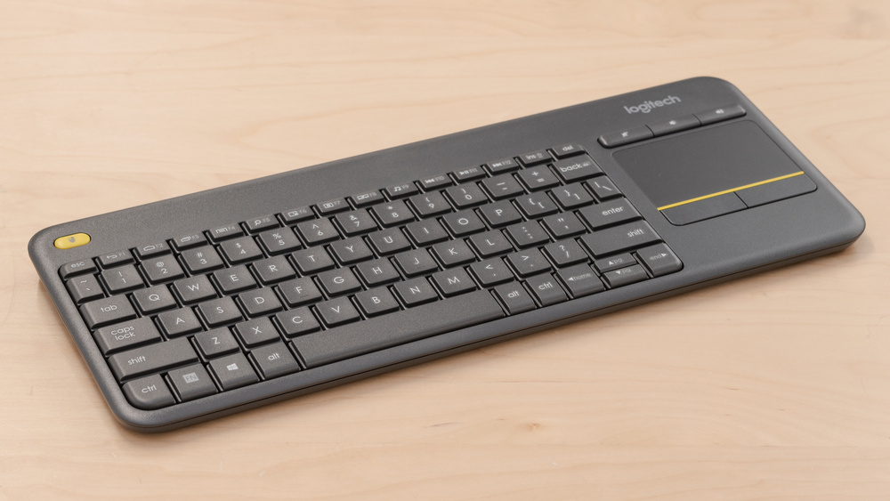 Logitech K400 Plus Picture
