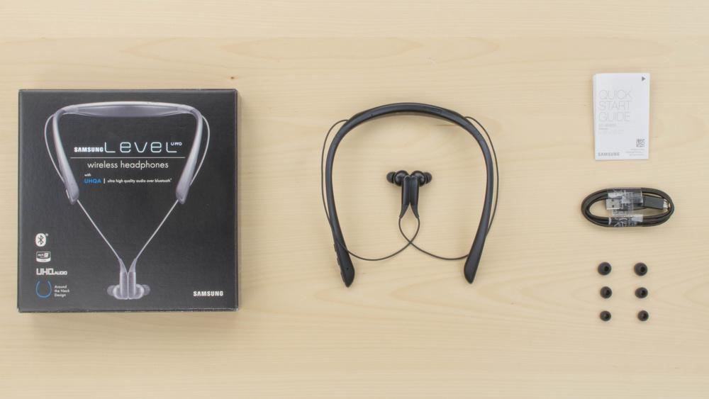 Samsung Level U Pro In the box Picture