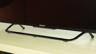 Sony X830C Stand Picture
