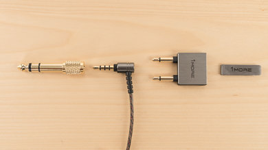 1More Quad Driver In-Ear Cable Picture