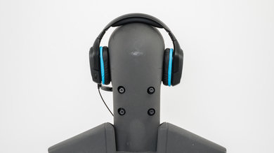 Logitech G432 Gaming Headset Rear Picture
