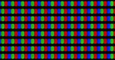 Samsung F4500 Pixels