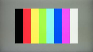 Dell U3219Q Color bleed vertical