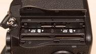 Panasonic Lumix DC-S5 Card Slot Picture