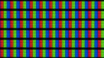 Samsung C27RG5 Pixels