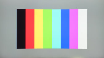 Samsung T55 Color Bleed Vertical