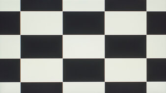 ASUS ROG Strix XG27AQ Checkerboard Picture