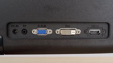 Acer GN246HL Inputs 1