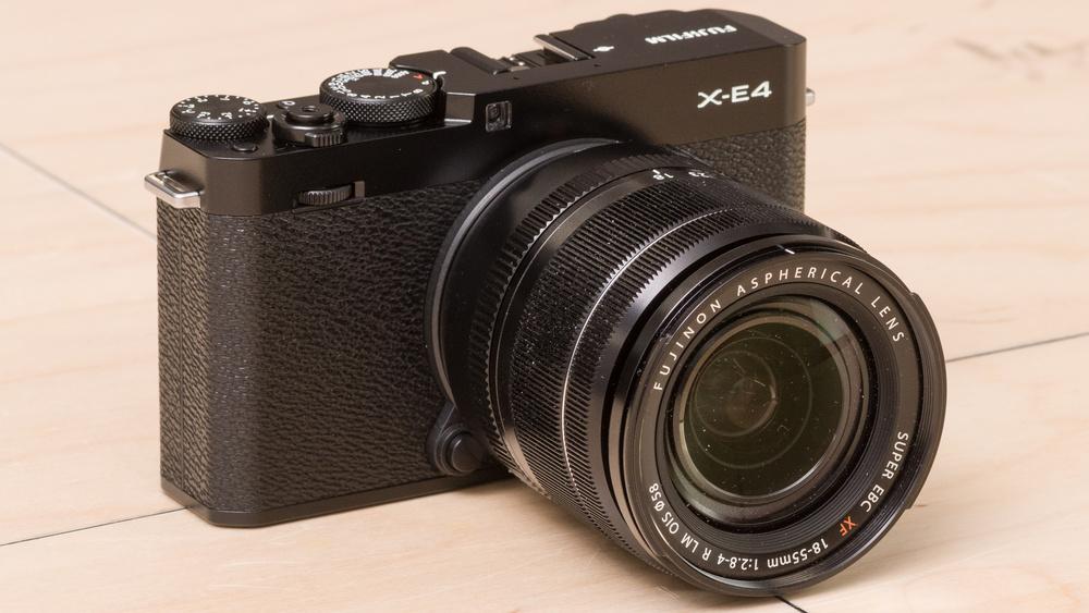 Fujifilm X-E4 Picture