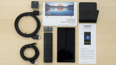 Vizio M Series 2016 In The Box Picture