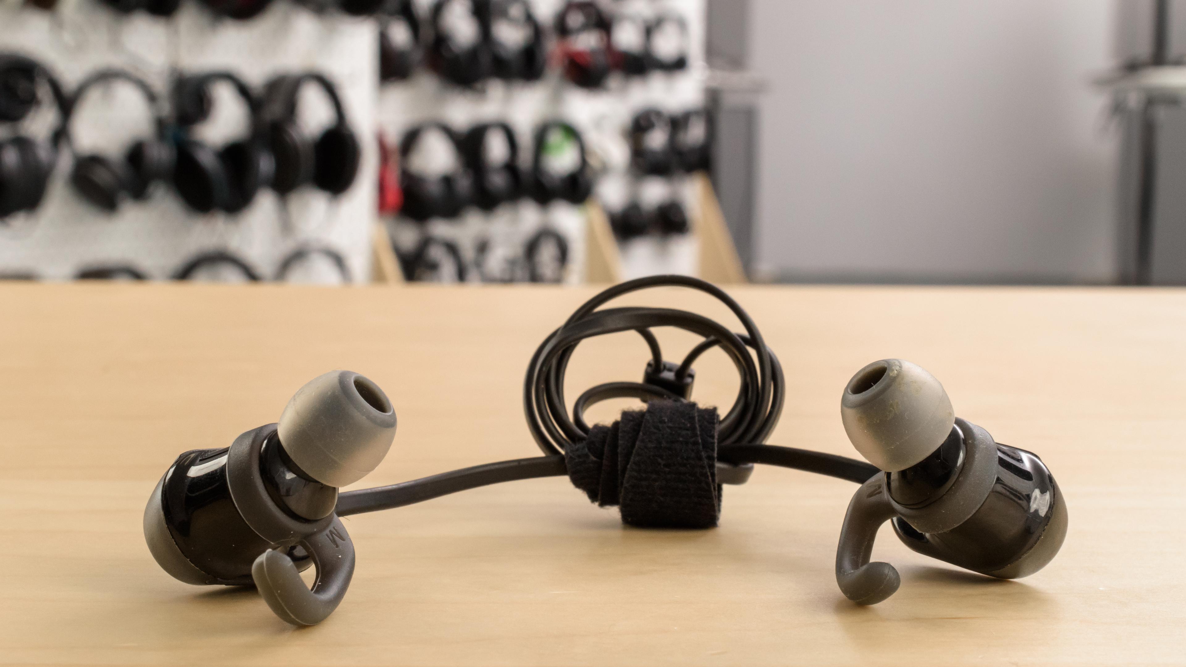 f2a505b9c7e Anker SoundBuds Sport Wireless Review - RTINGS.com